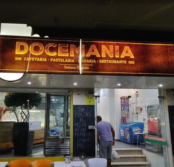 Docemania - Doçaria e Gastronomia