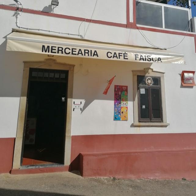 Café Faísca da Penina