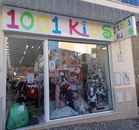 1001 Kids