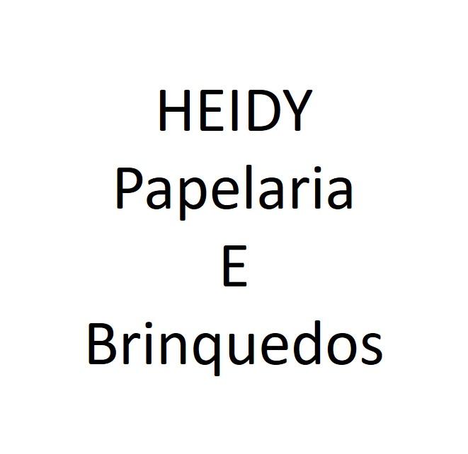 HEIDY - Papelaria e Brinquedos