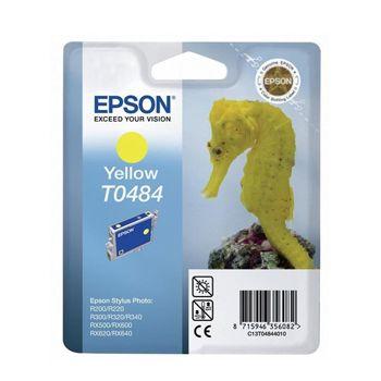 Tinteiro Epson original Amarelo T0484 - C13T04844020