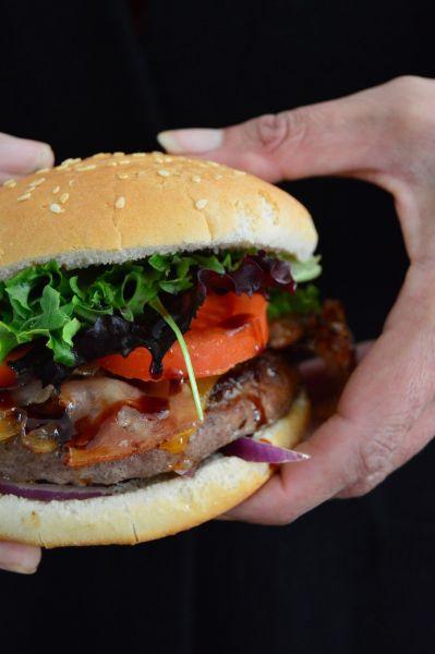 Hambúrguer Black Angus 200 grs