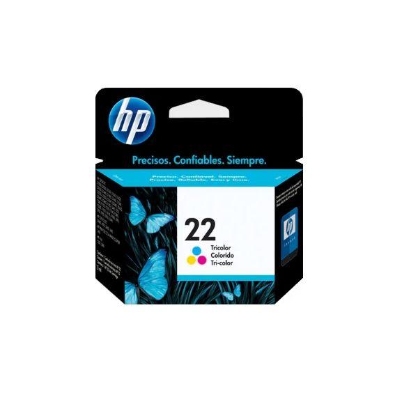 Tinteiro HP cor 22 (C9352AE)
