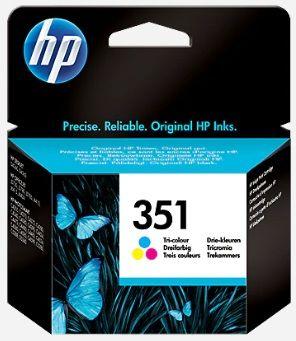 Tinteiro original HP cor nr 351 - CB337EE