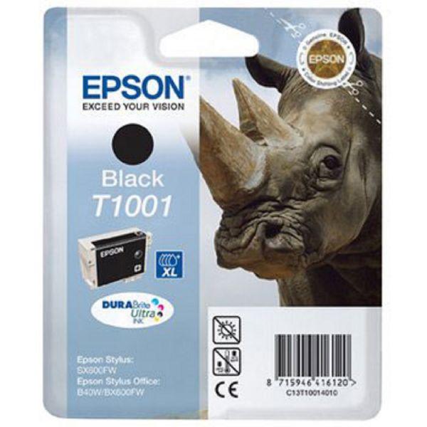 Tinteiro Preto original Epson T10014 - C13T10014010