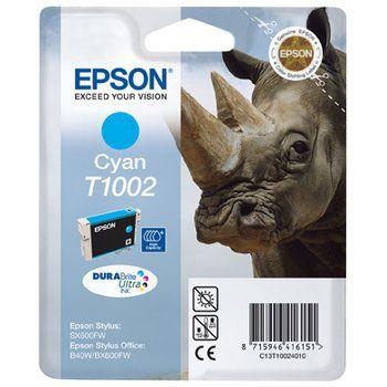 Tinteiro Azul original Epson T10024 - C13T10024010