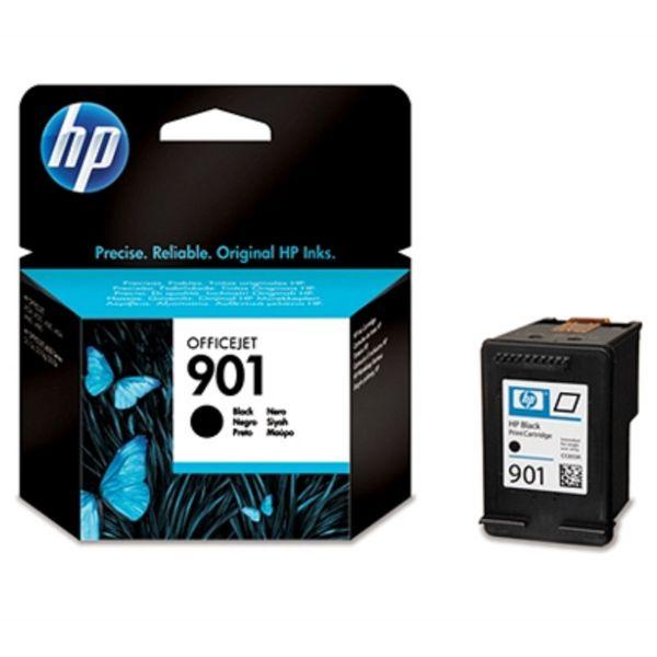 Tinteiro original HP Preto 901 - CC653AE