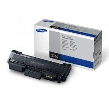 Toner original Samsung preto MLT-D116L Alta capacidade - MLT-D116L