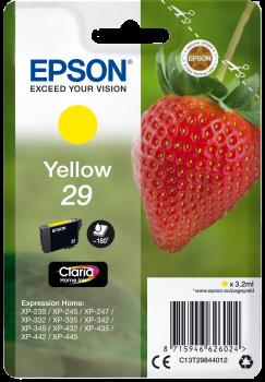 Tinteiro original Epson amarelo 29 - C13T29844020