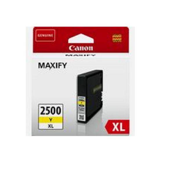 Tinteiro original Canon PGI-2500XL Amarelo Ink Maxify - 9267B001