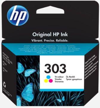 Tinteiro original HP cor nr 303 - T6N01AE