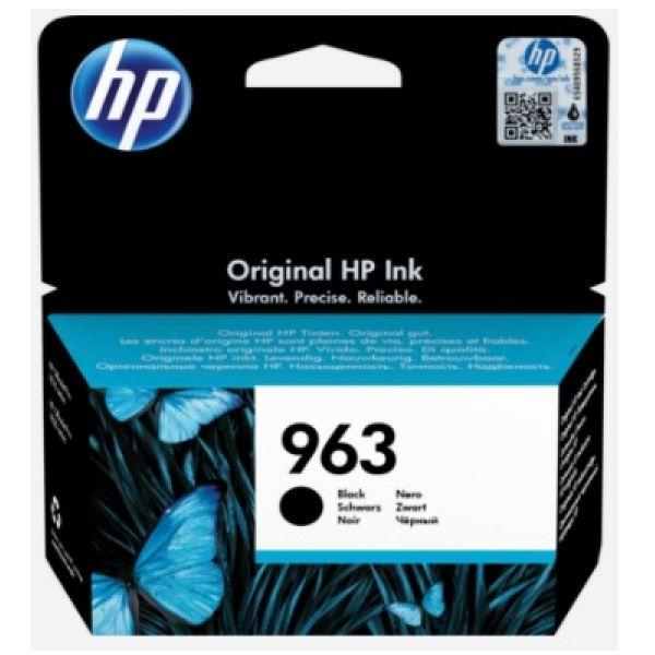 Tinteiro HP original 963 Preto - 3JA26AE