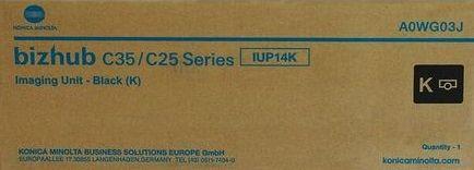 Unidade imagem black original Konica Minolta IUP-14K - A0WG03J