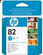 Tinteiro HP 82 Azul Original
