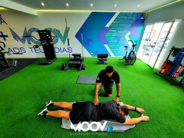 Pacote Fitness: Personal Trainer